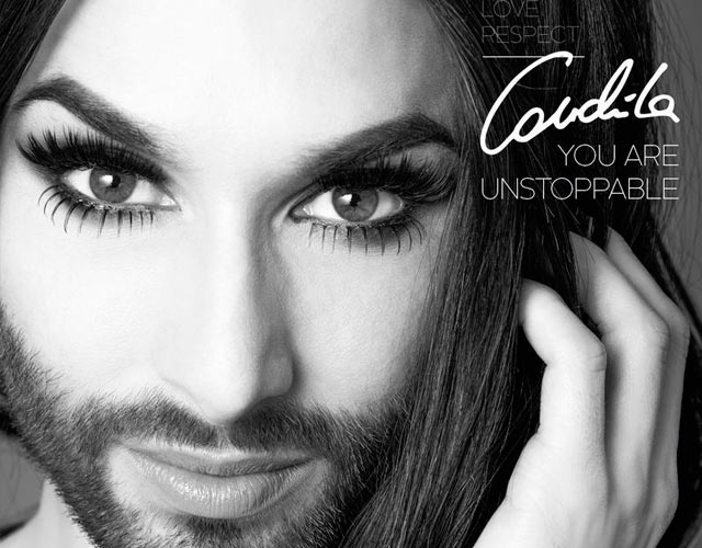 Conchita Wurst estrena 'You Are Unstoppable', nuevo single