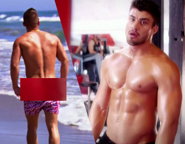 'Ex on the beach', el último reality con desnudos masculinos