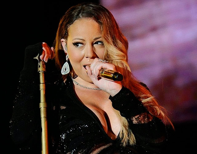Desastroso playback de Mariah Carey en Jamaica
