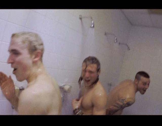 Miembros desnudos de los chicos photo