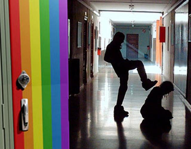 gays estudiantes: