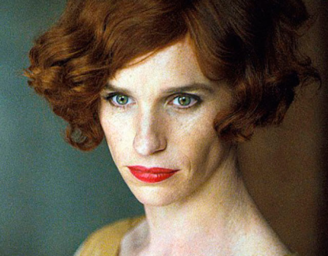 Eddie Redmayne, transexual en 'The Danish Girl'
