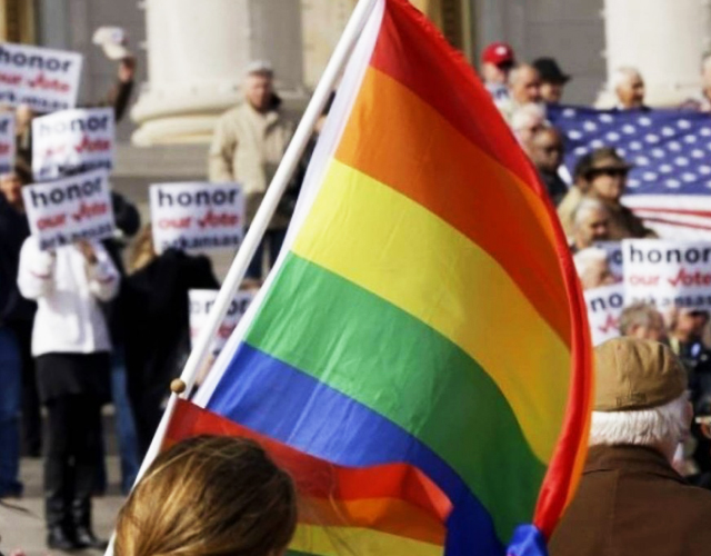 ley de los gays en: