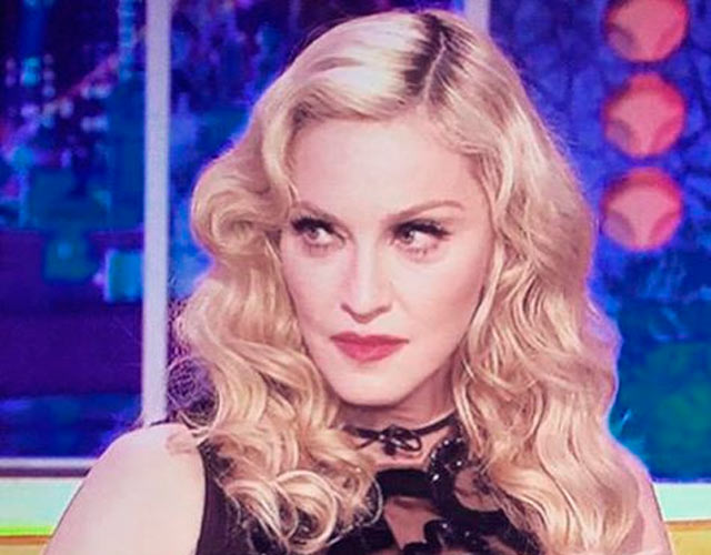 Madonna, número 2 en UK con 'Rebel Heart'