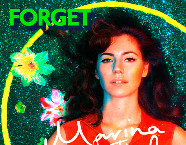 Vídeo de 'Forget' de Marina & The Diamonds