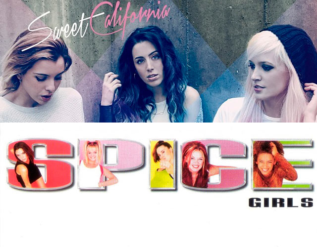Sweet California igualan un récord de Spice Girls con 'Break Of Day'