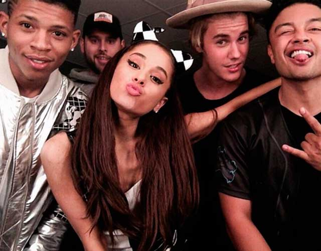 Ariana Grande, Justin Bieber y amigos hacen su vídeo de 'I Really Like You' de Carly Rae Jepsen