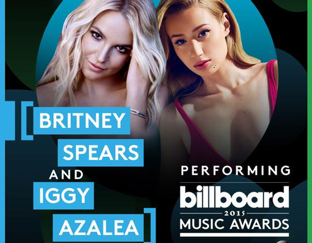 Britney Spears confirma su actuación con Iggy Azalea en los Billboard Music Awards