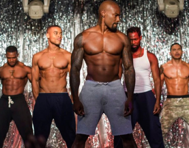 Strippers desnudos en 'Chocolate City', la nueva 'Magic Mike'