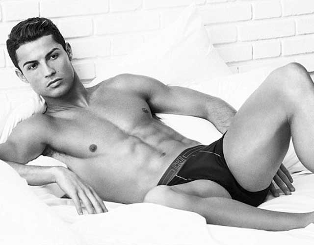 Cristiano ronaldo culo desnudo