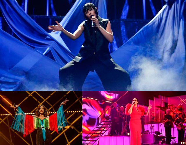 Las actuaciones de Rosa, Loreen o Dana International en 'Eurovision's Greatest Hits'