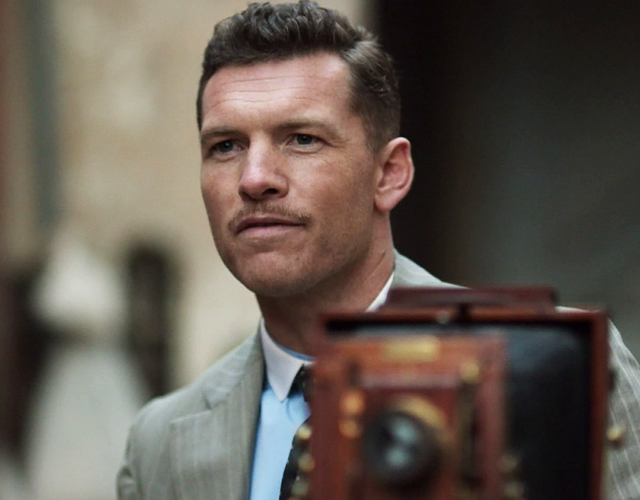 Sam Worthington desnudo en 'Deadline Gallipoli'