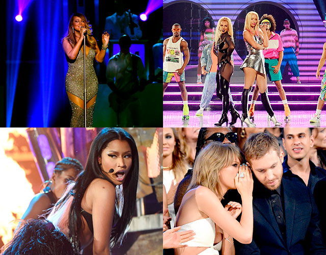 Actuaciones y ganadores de los Billboard Music Awards 2015