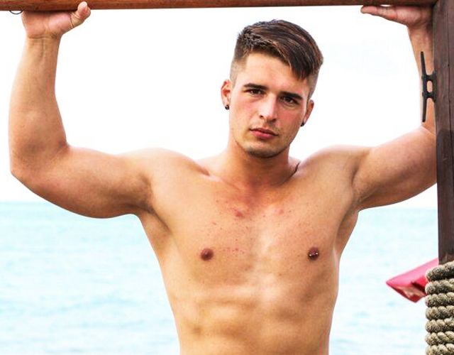 Un lechero alemán, Mr Gay 2015