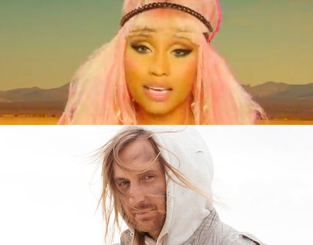Vídeo de Nicki Minaj y David Guetta para 'Hey Mama'
