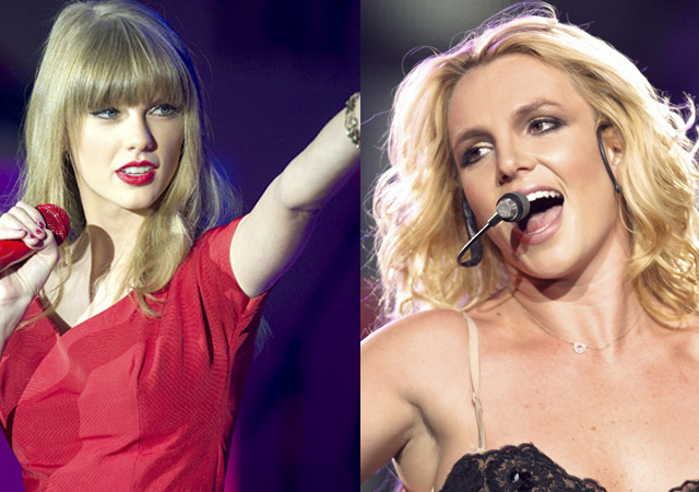 Britney Spears contra Taylor Swift por la Super Bowl 2016