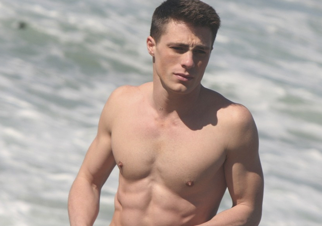 ¿Es Colton Haynes gay?