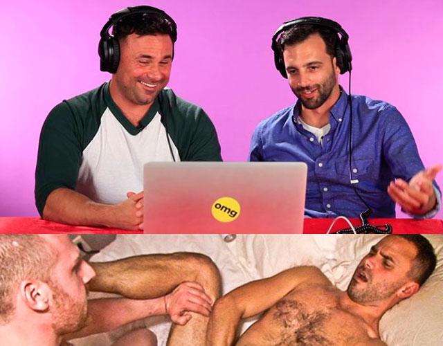 Viendo porno de sadomaso