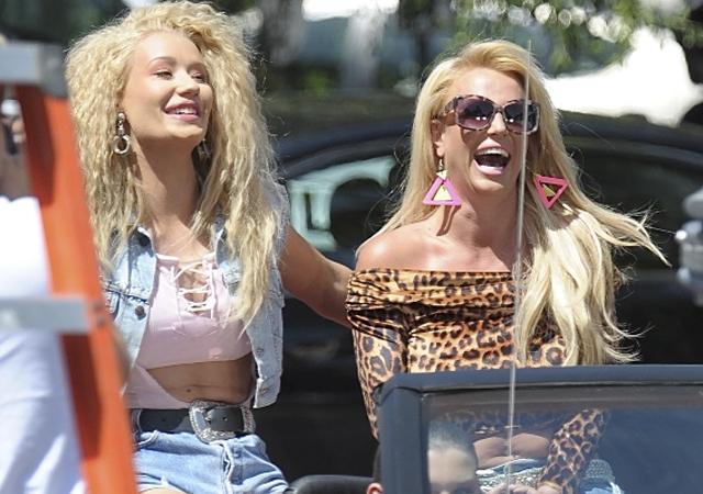 Iggy Azalea culpa a Britney Spears del flop de 'Pretty Girls'   CromosomaX