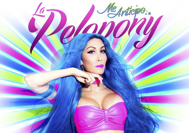 Nuevo single de La Pelopony: 'Me Anticipo'