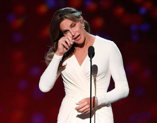 Caitlyn Jenner discurso