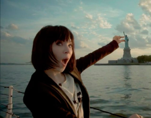 Carly Rae Jepsen estrena el vídeo de 'Run Away With Me'