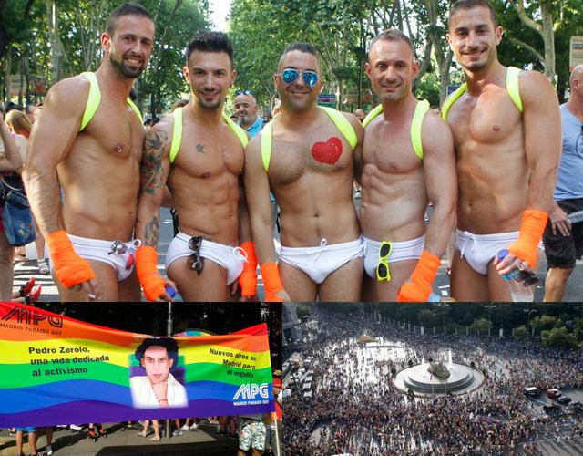 Foto de seattle orgullo gay