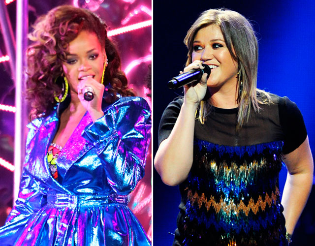 Kelly Clarkson versiona 'Stay' de Rihanna