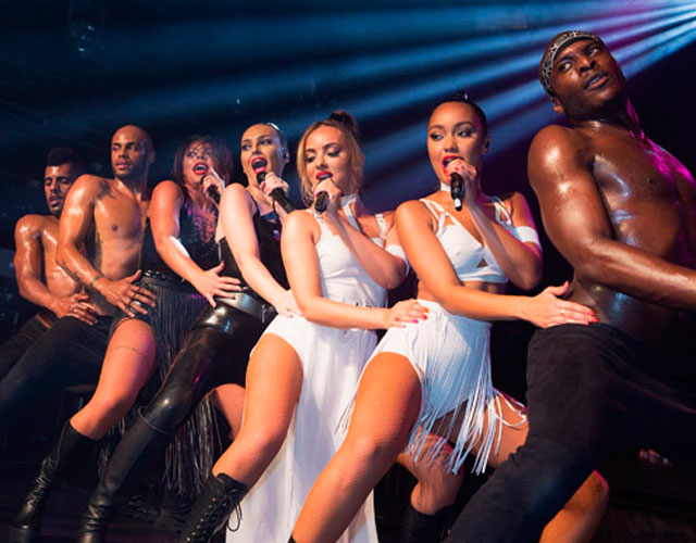 Little Mix versionan a RuPaul en G-A-Y