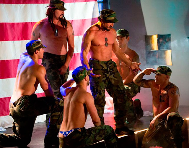 'Magic Mike XXXL: A Hardcore Parody', la parodia porno de 'Magic Mike XXL'