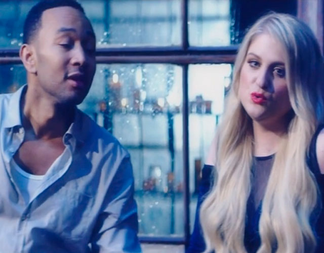 Meghan Trainor estrena vídeo para 'Like I'm Gonna Lose You' con John Legend