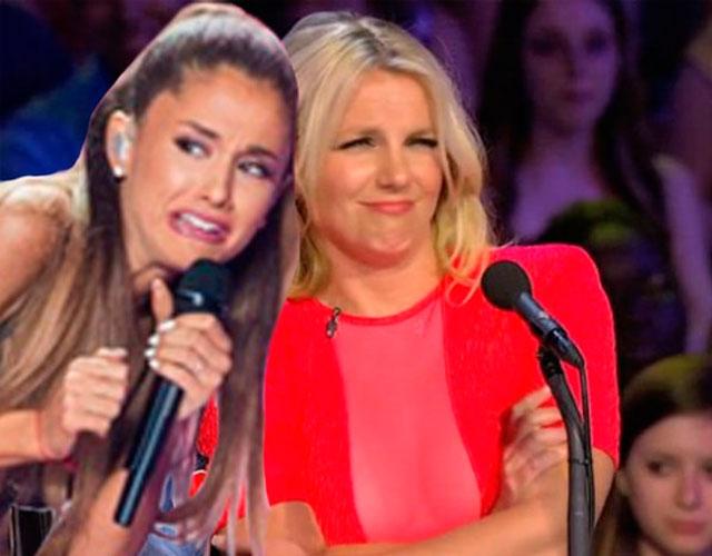 imagen Britney spears circus versión porno