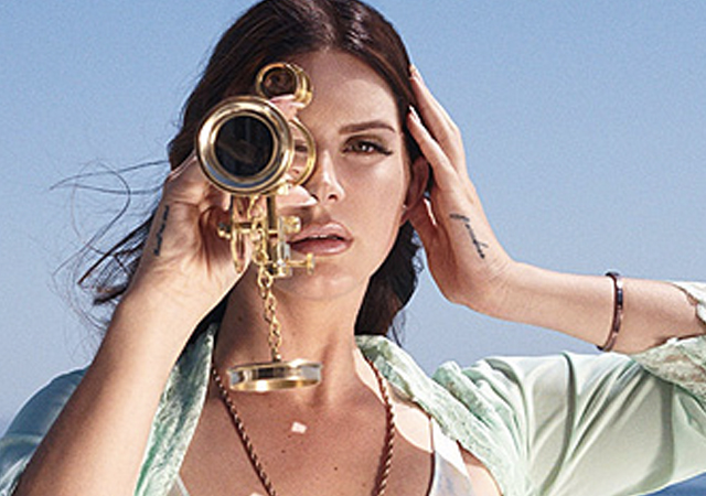 Lana del Rey estrena vídeo para 'High By The Beach'