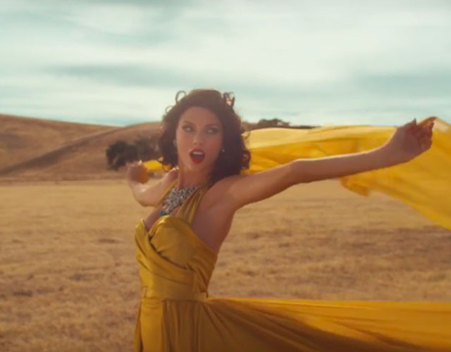 Vídeo de 'Wildest Dreams' de Taylor Swift