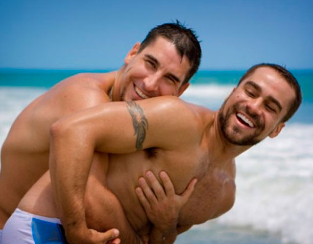 Gay male nude couples photos from the