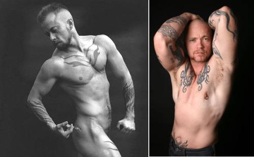 transexuales desnudos