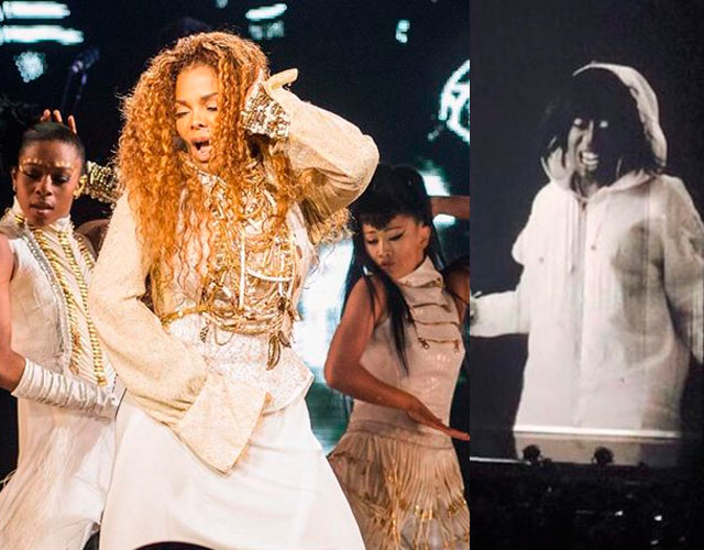 Janet Jackson y Missy Elliott juntas en 'Burn It Up' para el arranque del 'Unbreakable' Tour