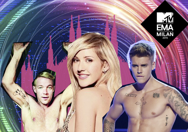 La lista de nominados a los MTV Europe Music Awards 2015