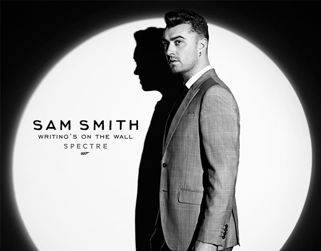 Sam Smith estrena 'Writing's On The Wall', su canción para 'Spectre'