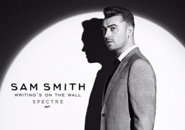 Escucha la preview de 'Writing's on the Wall', la canción de Sam Smith para James Bond