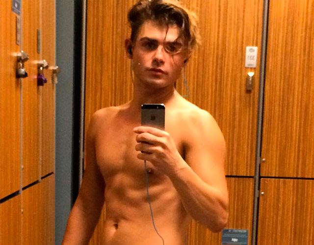 Garrett Clayton desnudo: de chico Disney a interpretar al actor porno gay Brent Corrigan