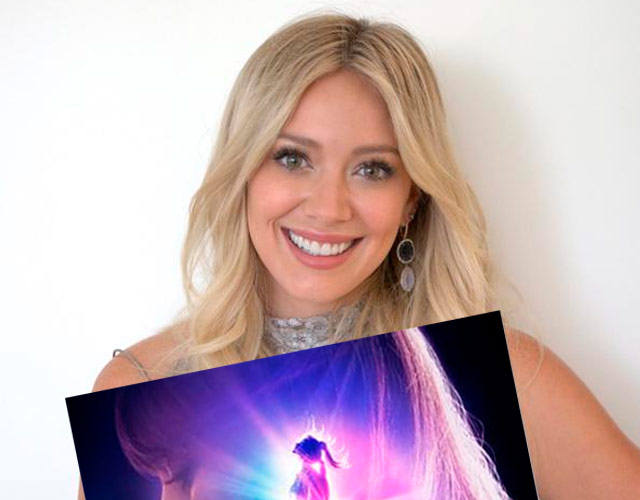 Hilary Duff estrena 'Youngblood, nuevo single para 'Jem And The Holograms'
