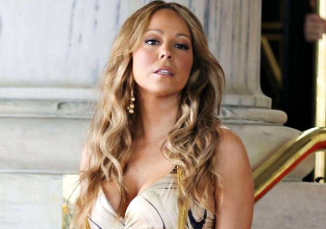 Mariah carey se comporta como una diva en el rodaje de su propia pel cula cromosomax - Mariah carey diva ...