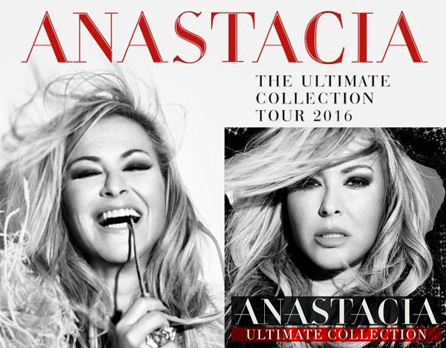 Anastacia conciertos España 2016