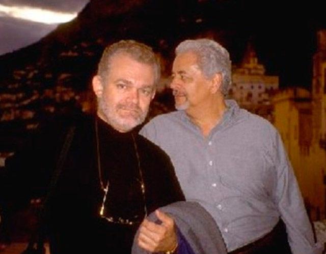Padre e hijo gay