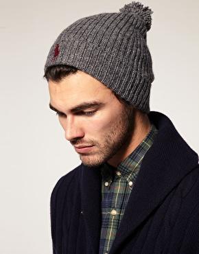 a19f59142741e La última moda en gorros para hombre. ¡Combatirás el frío!