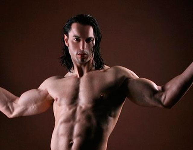 Andrei Claude desnudo: así será Khal Rhalko en 'Juego De Tronos'