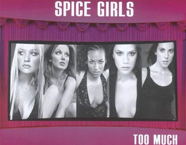 'Too Much' de Spice Girls, cantada por Mel C en BBC Radio 2