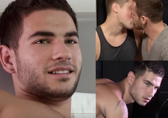 Porno gay dave chien