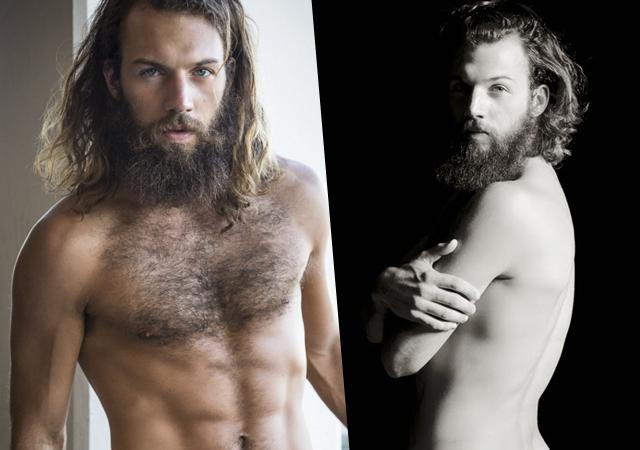 Porno gay hipster desnudo